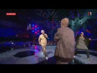 Mishell Andrade feat Mozgi - Amor  Премия «M1 Music Awards» 2016