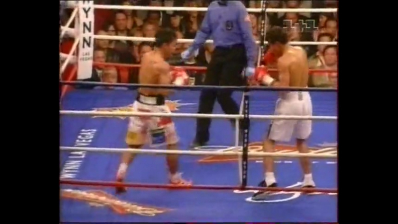 Erik Morales - Manny Pacquiao II _ Эрик Моралес - Менни Пакиао 2 (2006-01-21)