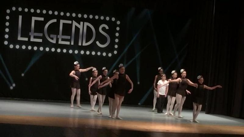 Ballett recital may 2017 st marks high school