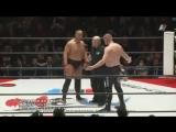 Josh Barnett vs. Shinichi Suzukawa (NEW - Opening Series 2017 - Day 1)