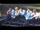 FANCAM 160731 The EXO'rDIUM in Seoul D-6 @ EXO's Xiumin - Call Me Baby