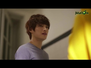 [ENG] Baek Seung Heon (백승헌) Til the Sun Rises - NG and Jaejoong Kiss Scenes