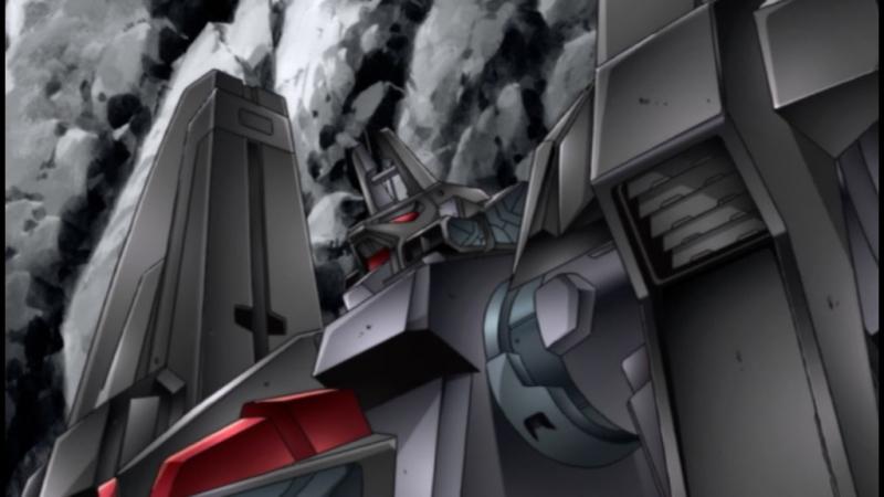 Jinki: Extend | Боевые роботы Дзинки 11 серия