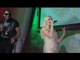 Наталия Гулькина и Кевин Маккой с песней Hungry For Love
