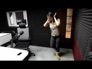 Танец Наташи Белых в прямом эфире!