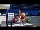 North Korea 🇰🇵 Full Session - Om Yun Chols Heavy Day Heavy Squat Triples with Pause
