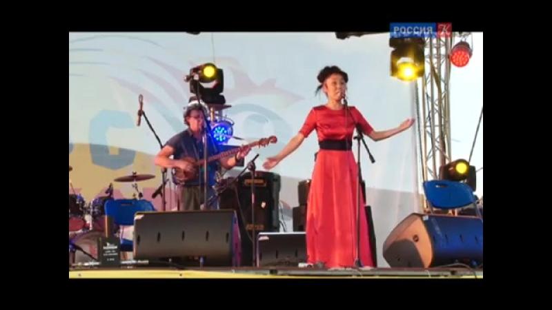 Телеканал Культура о фестивале Голос кочевников 2017