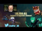 LEAGUE OF LEGENDS - FUNNY MOMENTS 3