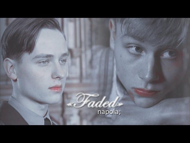 «faded»;