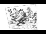 Vento Aureo's Dance (JoJo's Bizarre Adventure)