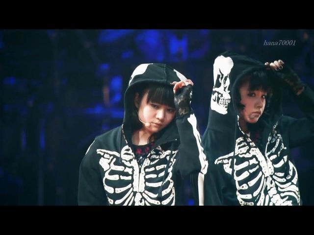 BABYMETAL - Onedari Daisakusen「おねだり大作戦」最高音質 Live combination