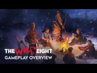 Геймплей The Wild Eight от Якутской студии 8 Points.
