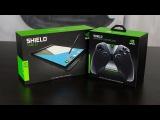 Обзор Nvidia Shield Tablet: планшет,  джойстик, один стилус