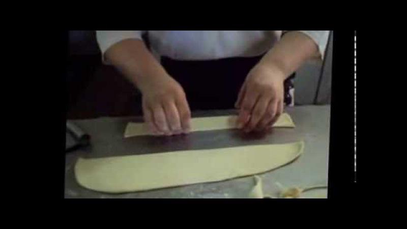 Виготовлення короваю - найвища майстерність пекаря