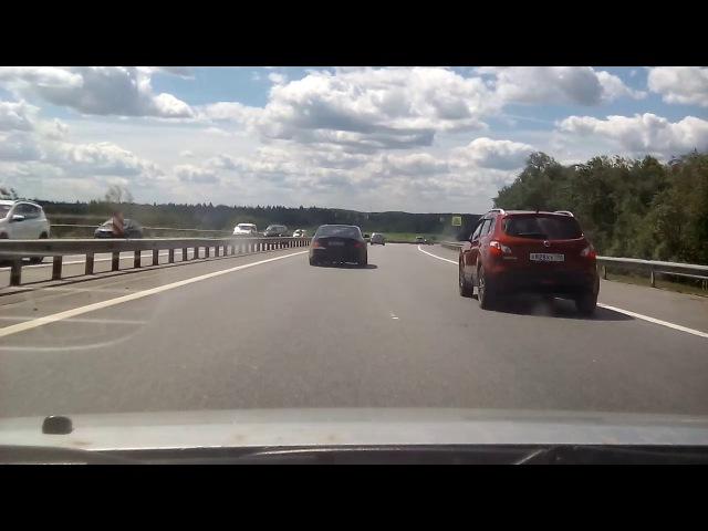 Mercedes 63 vs Dodge Intrepid