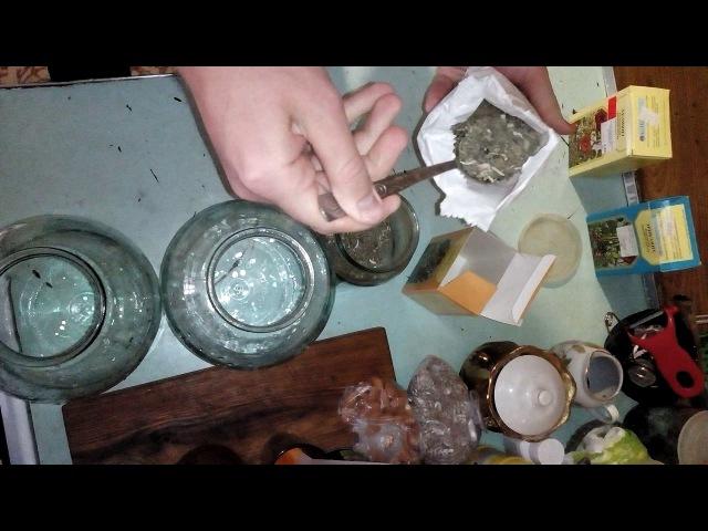 Как приготовить травяной отвар по Марве Оганян Голодание по Оганян Очищающий травяной отвар