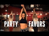 Tinashe - Party Favors - Choreography by Jojo Gomez Filmed by @TimMilgram