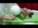 Karácsonyi gömbök Kreatív sarok Bálint Katával