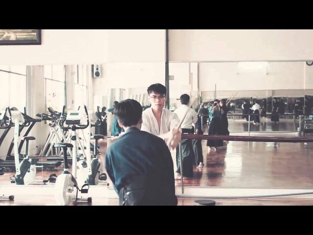 Kenjutsu Tenshin Shoden Katori Shinto Ryu Training with Yamada sensei Vietnam 2014