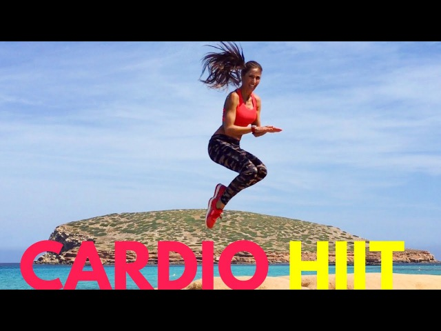 The Best 5 Minute Fat Burning HIIT Workout Weight Loss Routine