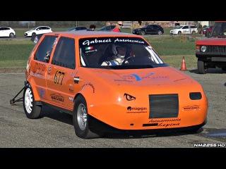 INSANE 600HP Fiat Uno Turbo