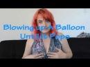 Blow up a Balloon Until it Pops
