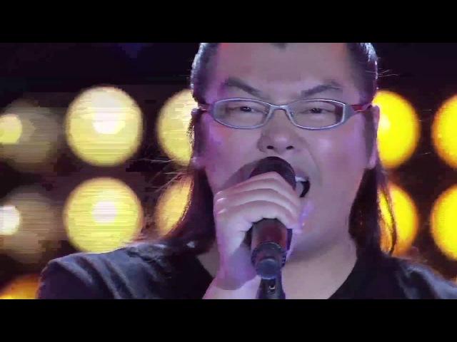 Dragon Ball Z CHA-LA HEAD-CHA-LA - FLOW The Voice Thailand ปอนด์ ดิษฐวัฒน์ ( UnOfficial)