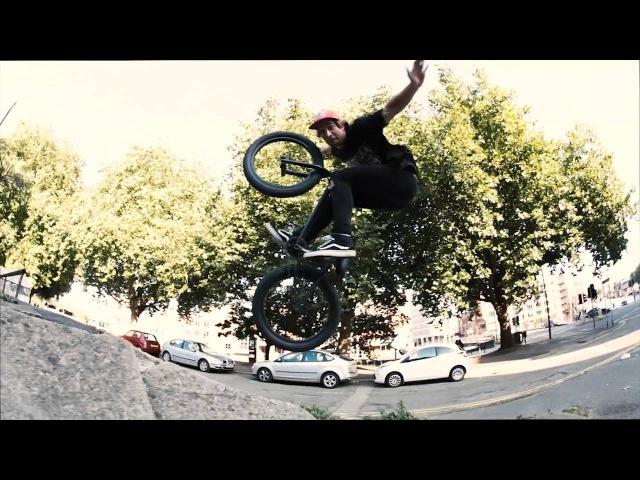 Flybikes - Destination London featuring Devon Smillie and Larry Edgar
