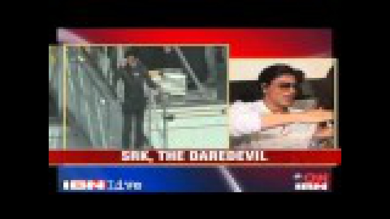 CNN IBN inside the don's den with the Don 2 team