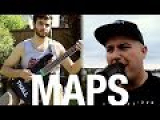 Maroon 5 - Maps (Metal Cover) - Andrew Baena