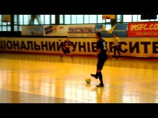 «Манзана-2» (Київ)-«ІнБев-Полісся» (Житомир) 2:1 Голи
