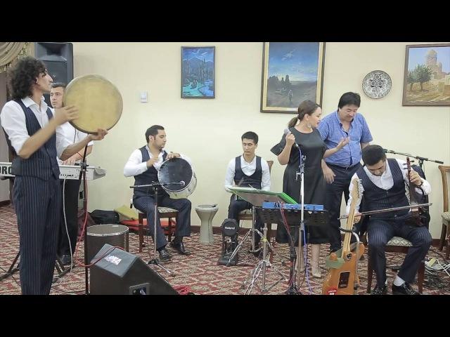 Юлдуз Турдиева для гостей из Израиля Эли и Рубен 7.2016