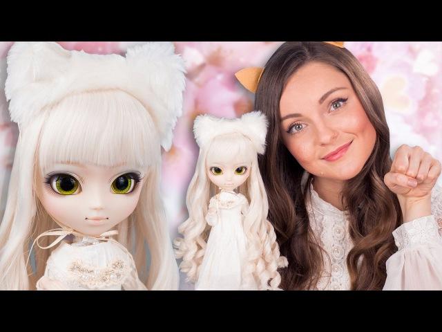 КАВАЙНАЯ КОШЕЧКА / Nana Chan Pullip, Обзор и Распаковка / Обзор куклы Пуллип