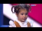 В 4 года разговаривает на 7 языках!!! Невероятная девочка. Белла Девяткина