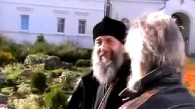 К.Кинчев - Собор Ефросинии Полоцкой (г.Полоцк, Беларусь) - 25.10.2006