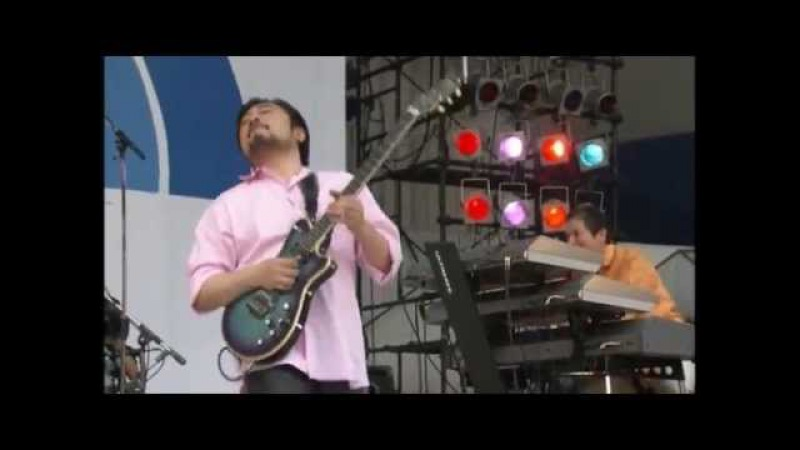 CASIOPEA with 神保彰 - GALACTIC FUNK (CROSSOVER JAPAN 03)