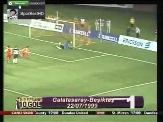 Hakan Ünsal ın Beşiktaş a attığı süper gol
