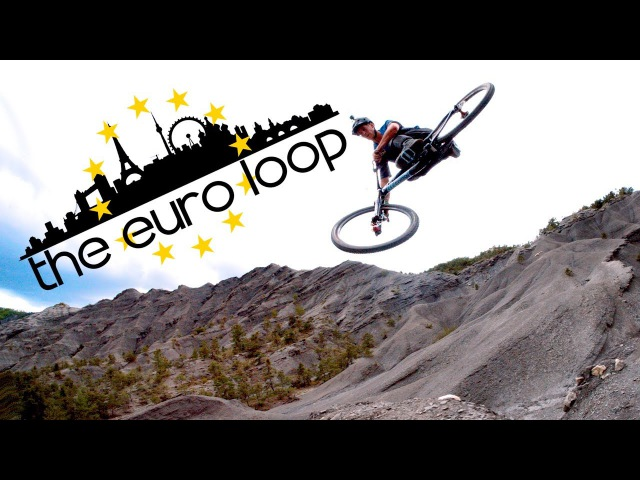 Через Европу с Сэмом Пилигримом | THE EURO LOOP