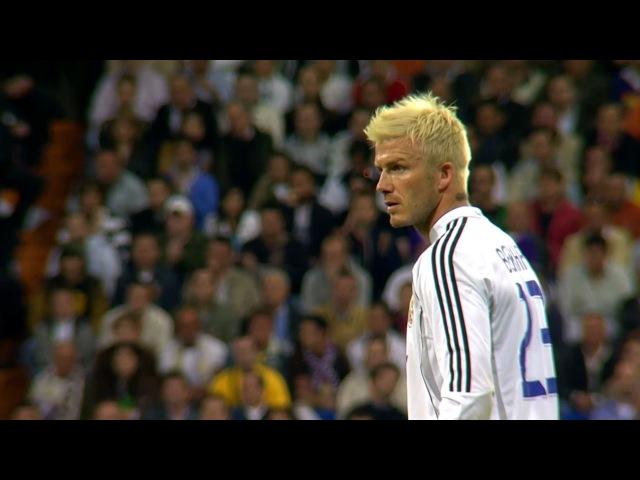Real Madrid vs Sevilla - Full Match Highlights - 06/05/2007 HD 720p