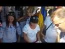 Як у Сорочинцях Ляшко полтавський рушник купував та автографи роздавав ВІДЕО