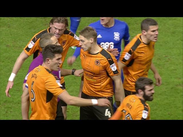 Wolves v Birmingham