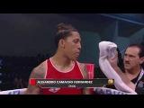 Sean Lazzerini (SCO) - Alejandro Camacho Fernandez (ISP)