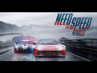 Play station 3: Need for Speed Rivals