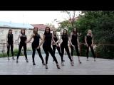 Шоу-балет BLACKBERRY. Новички. Performance