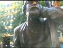 Маленькие детали большого города: Памятник фонарщику