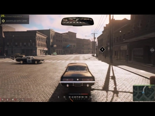 Mafia III — Как водили авто в 1968-м