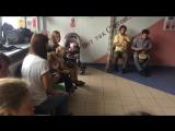Флейта и барабан продолжение 24.07.17