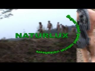 Naked walks with Naturlux association
