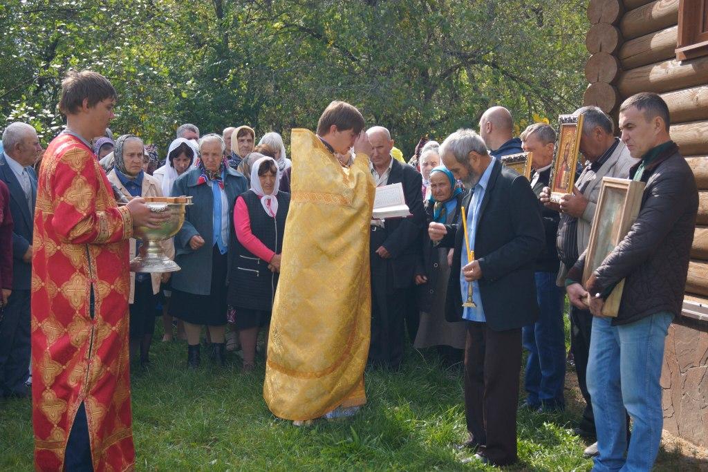 В Нижней Ермоловке отметили Престольный праздник