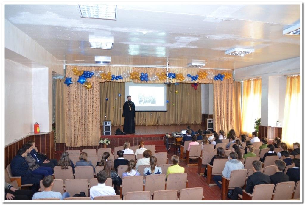 Школьники станицы Зеленчукской обсудили значимость Октябрьской революции